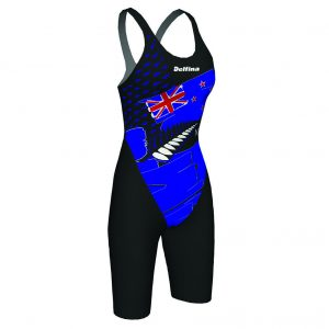 COMPETITION FEMALE OPENBACK SWIMMING SUIT